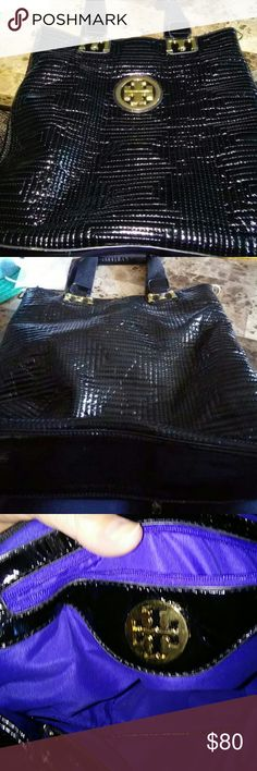 Troy Burch tote bag Beautiful patent leather TroyBurch Troy burch Bags Totes