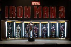 Iron Man Hall of Armour