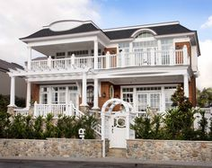 Hill Construction Company La Jolla / San Diego Custom Home - Seaside Escape Exterior