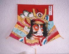 井川の扇凧(静岡県)