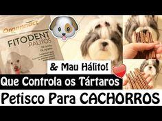 Petisco P/ Controle Tártaros/Higiene Bucal Dos Cães | Ossos Palitos Fito...