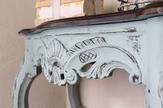 chalk paint video tutorial