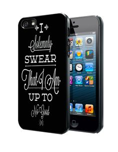 i solemnly swear that i am harry potter Samsung Galaxy S3/ S4 case, iPhone 4/4S / 5/ 5s/ 5c case, iPod Touch 4 / 5 case