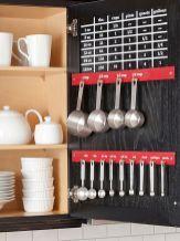 Creative Space Saving Kitchen Organization Ideas 23
