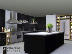 Kitchen Ideas Sims 3 objnoora :: simc-don-formfunction-kitchen | sims 3 downloads