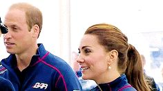 Kate Middleton GIFs: 1851 Trust, America's Cup World Series, Portsmouth Harbor, 2015