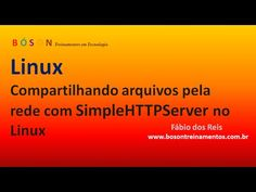 Servindo arquivos na rede com módulo #SimpleHTTPServer no #Linux