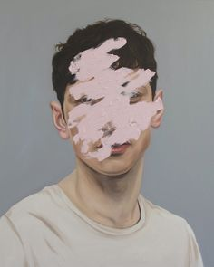 Brilliant Abstract Portraits by Henrietta Harris – Fubiz Media L'art Du Portrait, Abstract Portrait, Painting Portraits, Art Paintings, Abstract Art, Artistic Photography, Art Photography, Image Swag, Drawn Art