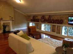 French Quarter rental condo, New Orleans