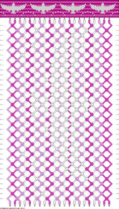 21 strings , 3 colors, 36 rows
