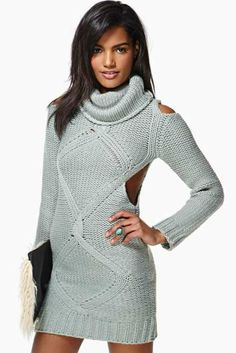 Romy Sweater Dress