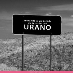 #Cáncer - entrando en un estado tension urano