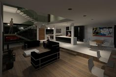 loft Corner Desk, Conference Room, Loft, Table, Furniture, Home Decor, Blue Prints, Corner Table, Decoration Home