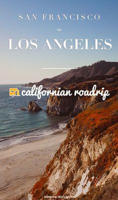 The drive between San Francisco and Los Angeles is one of the most scenic roadtrips I've ever done! Get some tips on where to go, stay and not to do when you travel between San Francisco and Los Angeles.