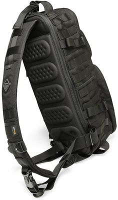 I really like the Evac Sling Pack. Makes a great bug-out bag. Makes for more versatility on the move!