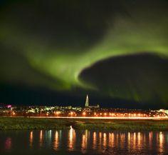 Leuchten über Reykjavik: In Island gilt der Thingvellir-Nationalpark als Mekka für Lichterfans.
