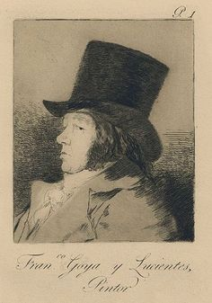 Francisco de Goya, Francisco Goya y Lucientes, maler – Nasjonalmuseet – Samlingen Francisco Goya, Visual Aids, Spanish Artists, Old Master, Portraits, Art History, Poster Size Prints, Printmaking, Rembrandt