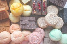 Soaps by l'essence using only Pure and Natural Ingredients, and Palm Oil Free.