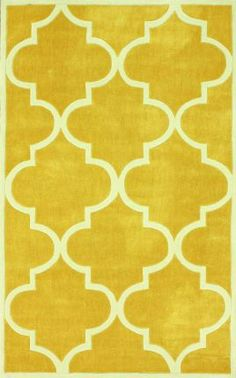 Rugs USA Keno Trellis Mustard Rug, area rugs, style, home decor, pattern, trend, home decor, house, home, interiors, pretty, inspire, chic, discount,