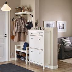 Poupar espaço para ganhar (mais) espaço.  #decoração #arrumação #IKEAPortugal