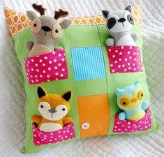 Decoration baby pillow