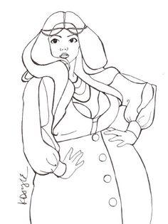Plus size fashion Illustration