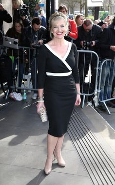 Carol Kirkwood Photos Photos - Carol Kirkwood attends the RHS Chelsea Flower Show 2019 press day at Chelsea Flower Show on May 2019 in London, England. RHS Chelsea Flower Show 2019 - Press Day Carol Kirkwood, Curvy Women Outfits, Clothes For Women, Bbc Presenters, Female News Anchors, D 40, Woman Crush, Beauty Women, Sexy Women