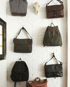 Bags storage