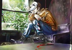Fan Masky1 by Ashiva-K-I.deviantart.com on @deviantART