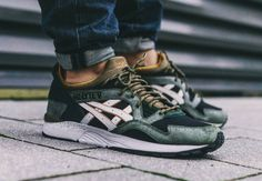 Asics Gel Lyte V Winter Trail Pack - mrgoods