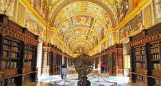 SOY BIBLIOTECARIO: La biblioteca más hermosa de Madrid
