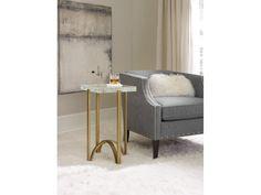 Hooker Furniture Living Room Skyline Rectangular Martini Table 5336-50006
