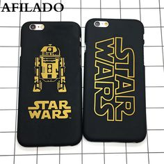 Fashion Star Wars Slim Hard Matte Plastic Back Cover for iPhone 6 6s 5 5s se Phone Case Luxury Movie Film Ultra Thin Shell Capa -- View the item in details by clicking the image