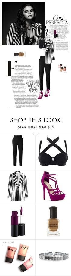 """""""Selena Gomez, I Guess"""" by pie89heart ❤ liked on Polyvore featuring Whiteley, Étoile Isabel Marant, Topshop Unique, Jessica Simpson, MAC Cosmetics, Deborah Lippmann and Bling Jewelry"""
