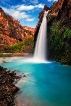 Havasu Falls, Grand Canyon, USA