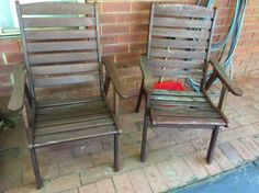 Wooden chairs $10 | Other Home & Garden | Gumtree Australia Melville Area - Winthrop | 1112997168