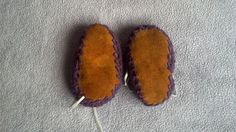 toddler-crochet-house-slippers-with-leather-sole | tolmema