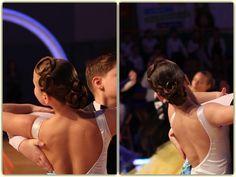 Low bun, Hairstyle, ballroom, dance look #hair #hairstyle #ballroom #dance