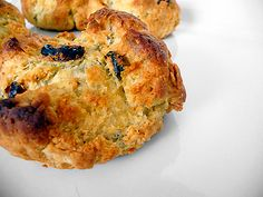 Irish Soda Bread Scones, put here so I will commit to making for St Patrick's Day