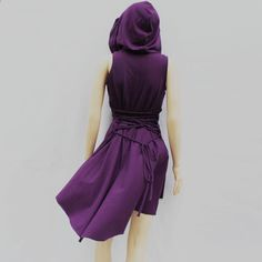 Dress / Woman dress  / High Low Woman Dress / by MIRIMIRIFASHION