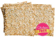 Almond flour sesame crackers - 3 cups blanched almond flour, 1-1/2 tsp sea salt, 1 cup sesame seeds, 2 tablespoons grapeseed oil, 2 large eggs.