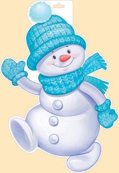 Christmas Snowman, Kids Christmas, Handmade Christmas, Snowmen Pictures, Christmas Pictures, Christmas Yard Decorations, Pig Art, Rock Painting Ideas Easy, Art Classroom