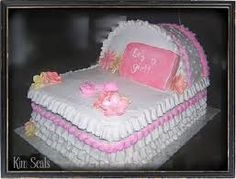 Sculpted 3D baby shower creative custom design ideas - Wedding and birthday cake unique modern ideas, designs, and pictures