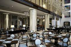 Il ristorante del nuovo (appena inaugurato!) 5 stelle Waldorf Astoria.