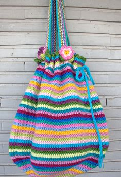 Ravelry: Project Gallery for Crochet bag pattern by Lucy of Attic24