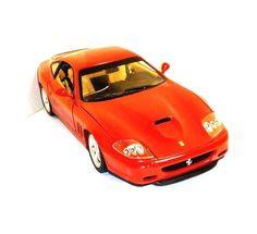 Hot Wheels Ferrari 575 MM 1:18 Diecast Car #HotWheels #Ferrari