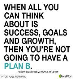 Failure Is An Option | Bplans.com