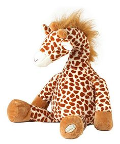 Look what I found on #zulily! Soothing Sounds Gentle Giraffe® by Cloud b #zulilyfinds