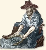 Panning for Gold!! Where to Find Gold In The United States