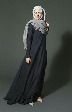 Lovely abaya and hijab Muslim trending looks Hijab Fashion 2016, Abaya Fashion, Muslim Fashion, Modest Fashion, Womens Fashion, Fashion Fashion, Korean Fashion, Fashion Dresses, Vintage Fashion